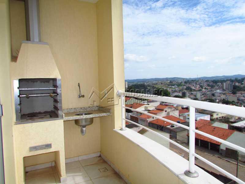 Varanda Gourmet - Apartamento 3 Quartos À Venda Itatiba,SP - R$ 370.000 - FCAP30387 - 19