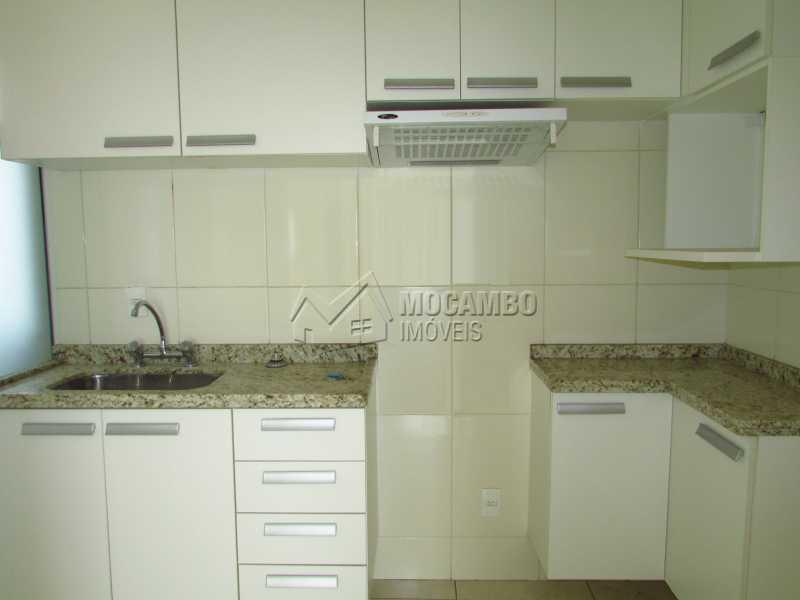 Cozinha - Apartamento 3 Quartos À Venda Itatiba,SP - R$ 370.000 - FCAP30387 - 4