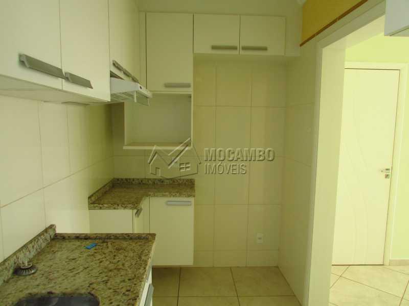 Cozinha - Apartamento 3 Quartos À Venda Itatiba,SP - R$ 370.000 - FCAP30387 - 5