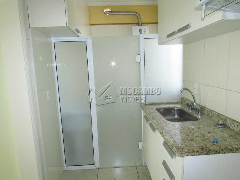 Cozinha/área de serviço - Apartamento 3 Quartos À Venda Itatiba,SP - R$ 370.000 - FCAP30387 - 6