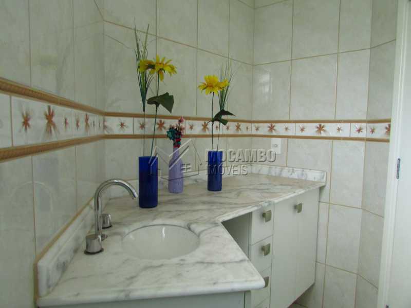 Banheiro Social - Apartamento 3 Quartos À Venda Itatiba,SP - R$ 370.000 - FCAP30387 - 11
