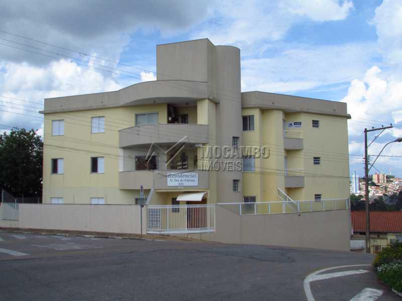 Fachada - Apartamento 3 Quartos À Venda Itatiba,SP - R$ 370.000 - FCAP30387 - 20