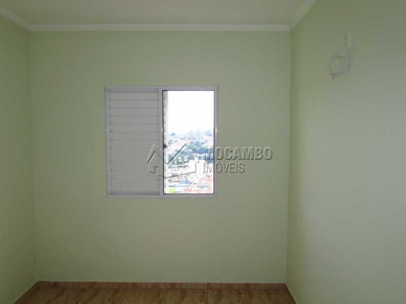 Dormitório 1 - Apartamento 3 Quartos À Venda Itatiba,SP - R$ 370.000 - FCAP30387 - 9