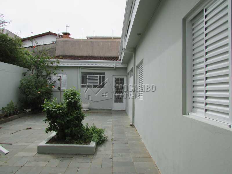 Quintal - Casa 4 quartos à venda Itatiba,SP - R$ 460.000 - FCCA40104 - 11