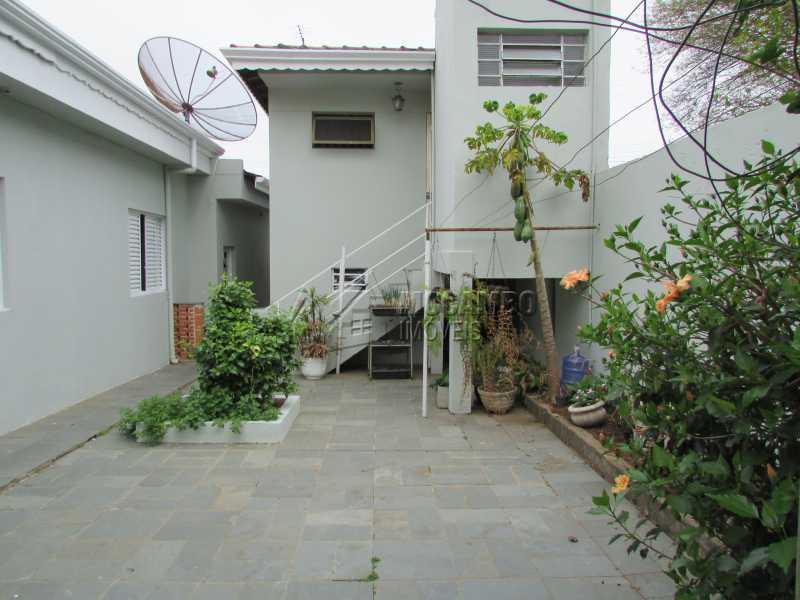 Quintal - Casa 4 quartos à venda Itatiba,SP - R$ 460.000 - FCCA40104 - 12