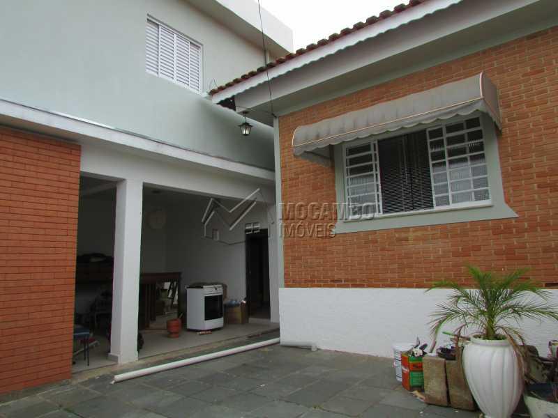 Fachada - Casa 4 quartos à venda Itatiba,SP - R$ 460.000 - FCCA40104 - 13