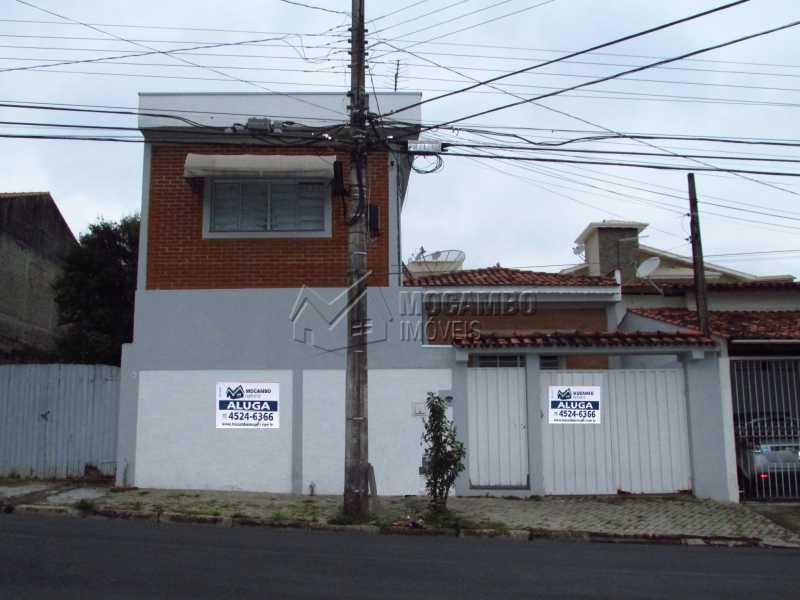 Fachada - Casa 4 quartos à venda Itatiba,SP - R$ 460.000 - FCCA40104 - 1