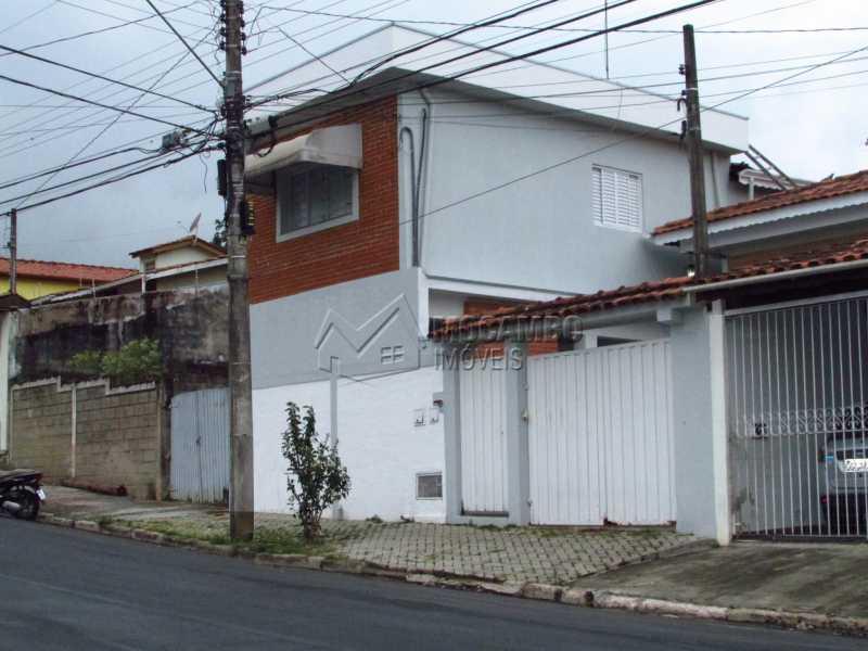 Fachada - Casa 4 quartos à venda Itatiba,SP - R$ 460.000 - FCCA40104 - 3