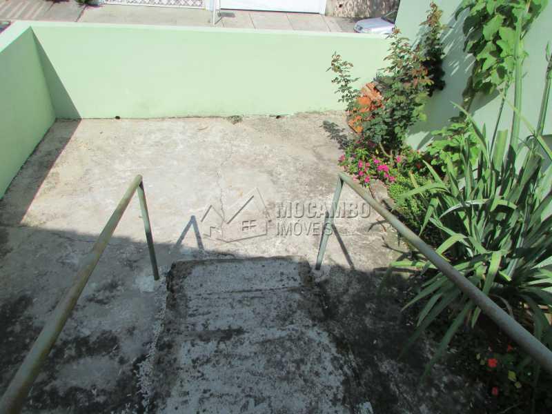 Quintal  - Casa À Venda - Itatiba - SP - Jardim México - FCCA20826 - 3