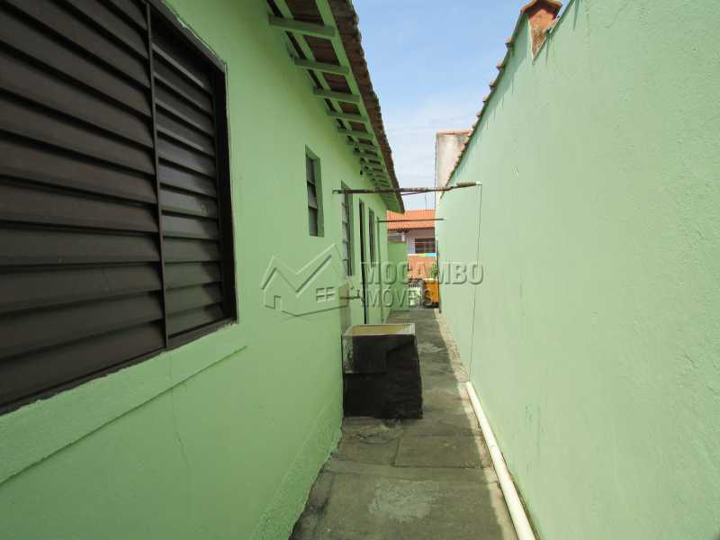 Corredor Externo  - Casa À Venda - Itatiba - SP - Jardim México - FCCA20826 - 1