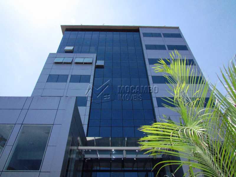 Fachada - Sala Comercial Para Alugar no Condomínio Edifício Office Center - Centro - Itatiba - SP - FCSL00136 - 4