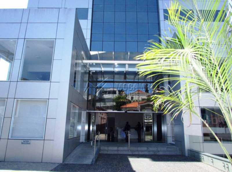 Entrada - Sala Comercial em condomínio Para Alugar - Condomínio Edifício Office Center - Itatiba - SP - Centro - FCSL00136 - 3
