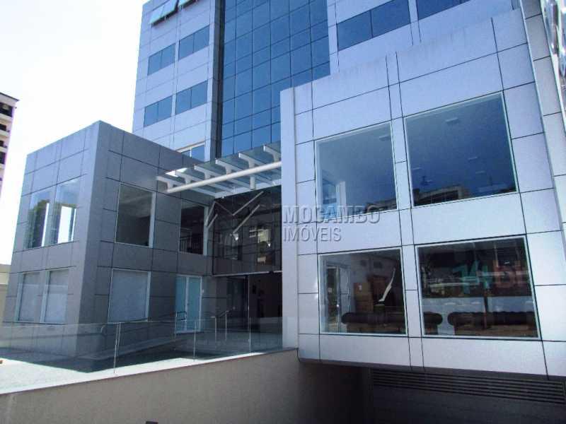 Fachada - Sala Comercial Para Alugar no Condomínio Edifício Office Center - Centro - Itatiba - SP - FCSL00136 - 5