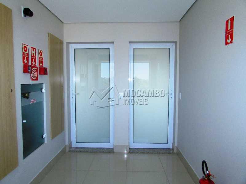 Entrada - Sala Comercial em condomínio Para Alugar - Condomínio Edifício Office Center - Itatiba - SP - Centro - FCSL00136 - 8