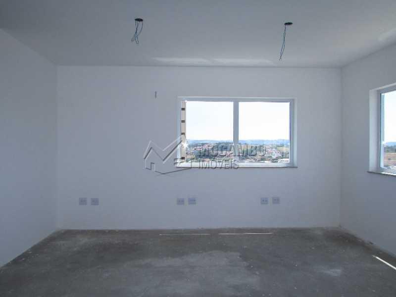 Sala ampla - Sala Comercial em condomínio Para Alugar - Condomínio Edifício Office Center - Itatiba - SP - Centro - FCSL00136 - 9