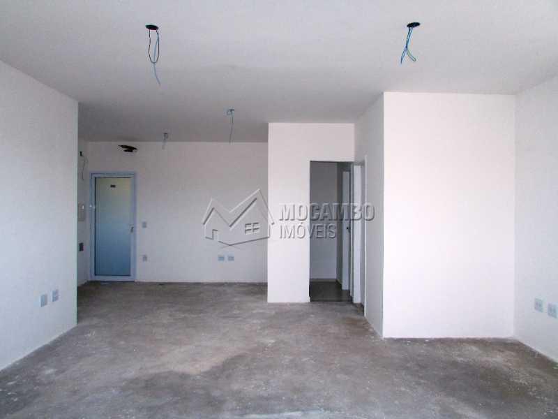 Sala ampla - Sala Comercial Para Alugar no Condomínio Edifício Office Center - Centro - Itatiba - SP - FCSL00136 - 10