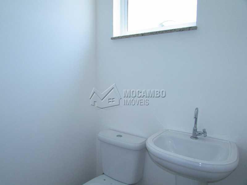 Banheiro 1 - Sala Comercial Para Alugar no Condomínio Edifício Office Center - Centro - Itatiba - SP - FCSL00136 - 13