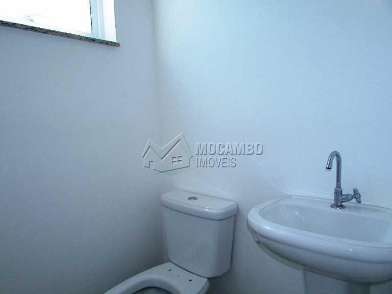 Banheiro 2 - Sala Comercial Para Alugar no Condomínio Edifício Office Center - Centro - Itatiba - SP - FCSL00136 - 14