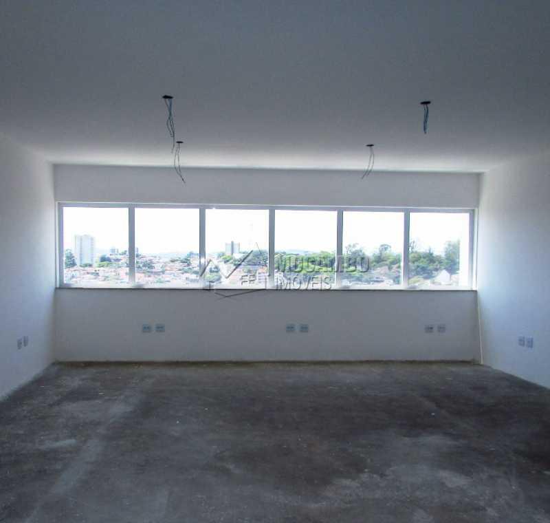 Sala - Sala Comercial Para Alugar no Condomínio Edifício Office Center - Centro - Itatiba - SP - FCSL00136 - 11