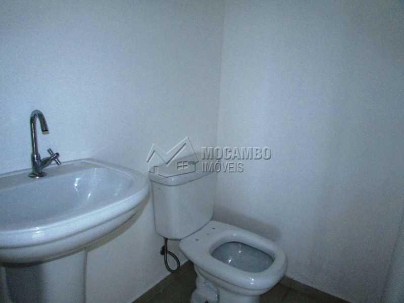 Banheiro 2 - Sala Comercial Para Alugar no Condomínio Edifício Office Center - Centro - Itatiba - SP - FCSL00135 - 15