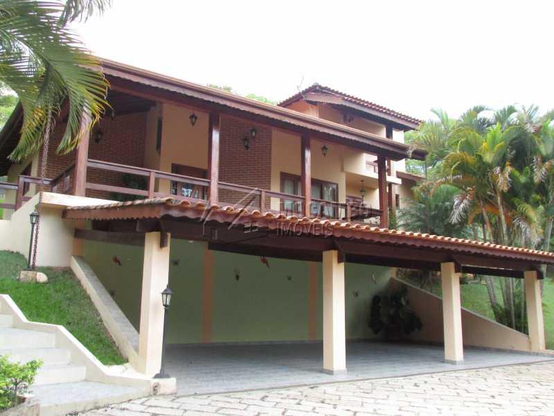 Casa Sede - Casa em Condomínio 3 quartos à venda Itatiba,SP - R$ 1.300.000 - FCCN30283 - 4