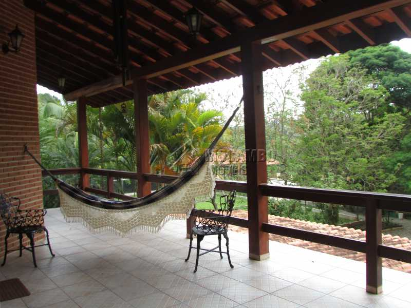 Varanda - Casa em Condomínio 3 quartos à venda Itatiba,SP - R$ 1.300.000 - FCCN30283 - 6