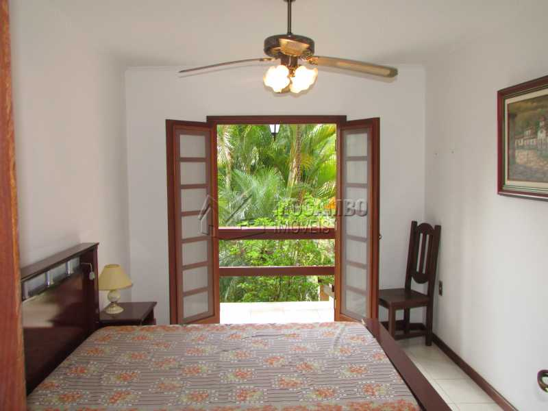 Dormitório - Casa À Venda no Condomínio Itaembú - Sítio da Moenda - Itatiba - SP - FCCN30283 - 7