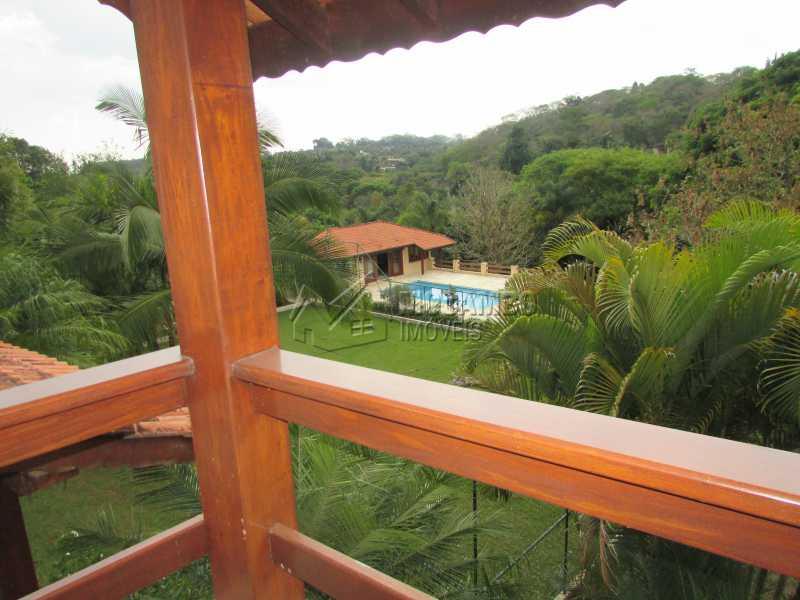 Sacada - Casa À Venda no Condomínio Itaembú - Sítio da Moenda - Itatiba - SP - FCCN30283 - 10