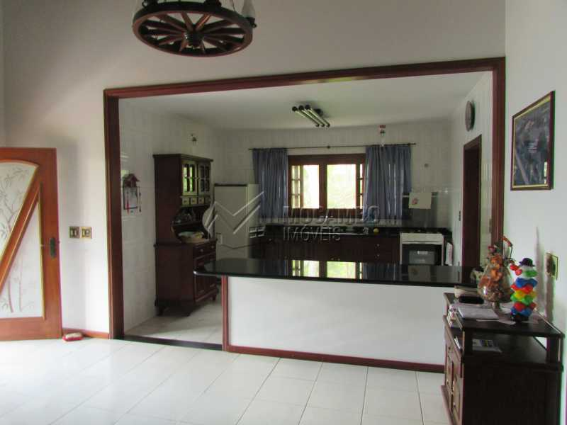 Cozinha - Casa À Venda no Condomínio Itaembú - Sítio da Moenda - Itatiba - SP - FCCN30283 - 12