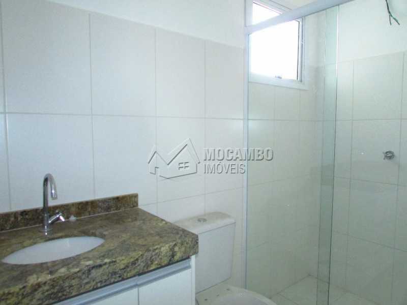 Banheiro social - Apartamento 2 quartos à venda Itatiba,SP - R$ 310.000 - FCAP20587 - 18