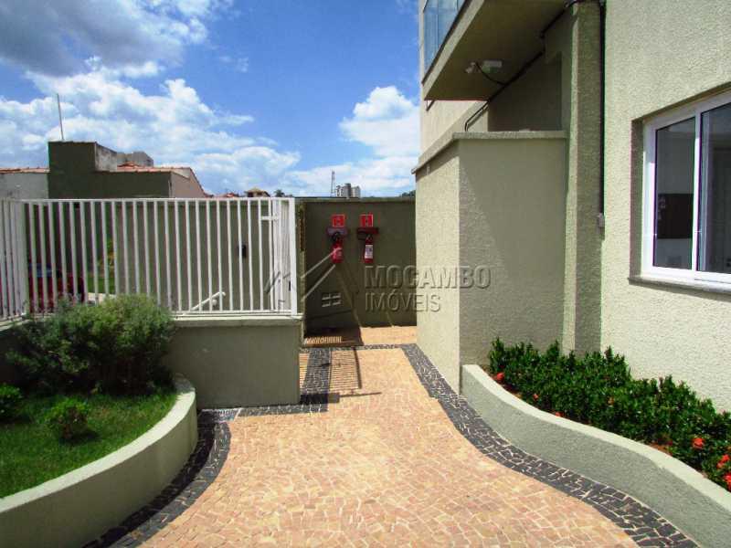 Portaria/jardim - Apartamento 2 quartos à venda Itatiba,SP - R$ 310.000 - FCAP20587 - 4