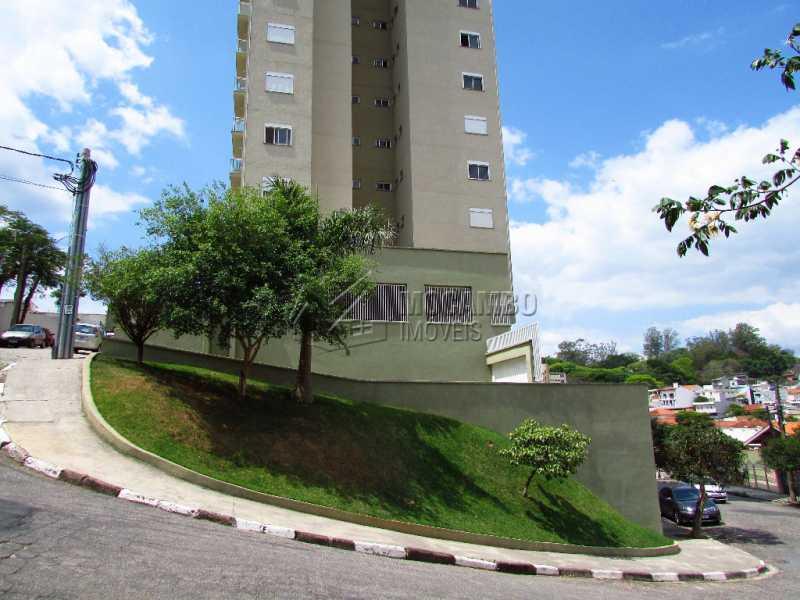 Lateral - Apartamento 2 quartos à venda Itatiba,SP - R$ 310.000 - FCAP20587 - 6