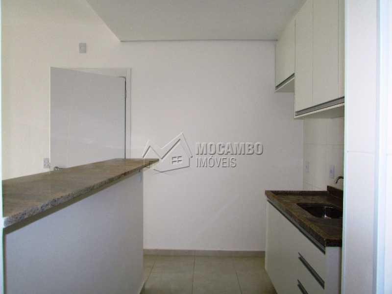 Cozinha - Apartamento 2 quartos à venda Itatiba,SP - R$ 310.000 - FCAP20587 - 14