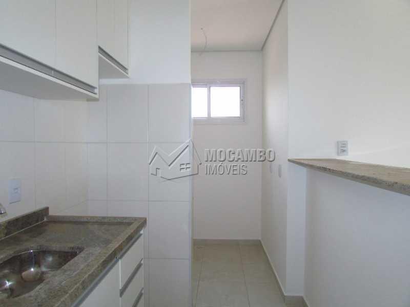 Cozinha - Apartamento 2 quartos à venda Itatiba,SP - R$ 310.000 - FCAP20587 - 15