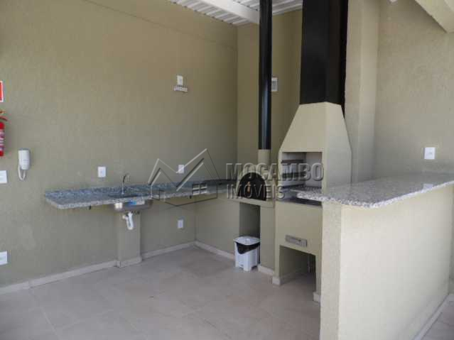 Churrasqueira - Apartamento 2 quartos à venda Itatiba,SP - R$ 310.000 - FCAP20587 - 9