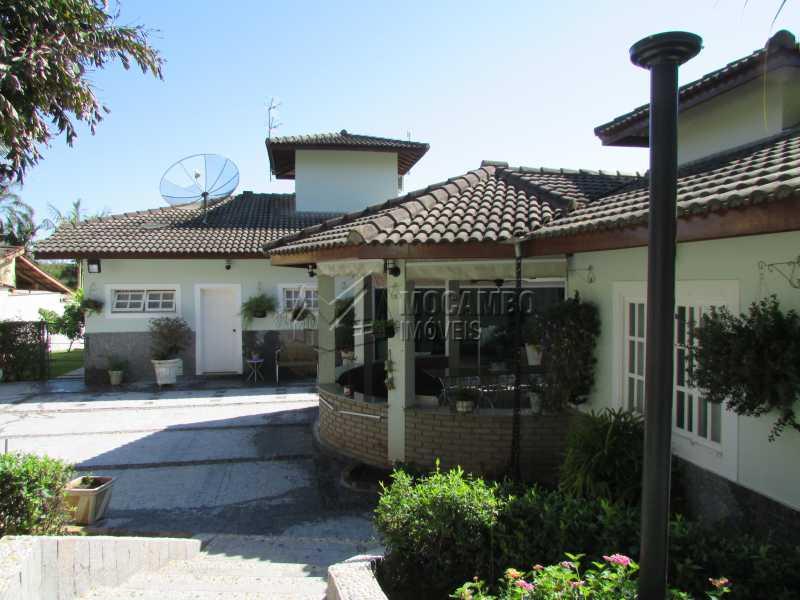 Casa  - Casa À Venda no Condomínio Ville Chamonix - Condomínio Ville Chamonix - Itatiba - SP - FCCN60003 - 1