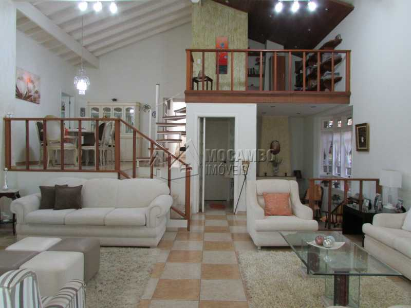 Salas  - Casa À Venda no Condomínio Ville Chamonix - Condomínio Ville Chamonix - Itatiba - SP - FCCN60003 - 16