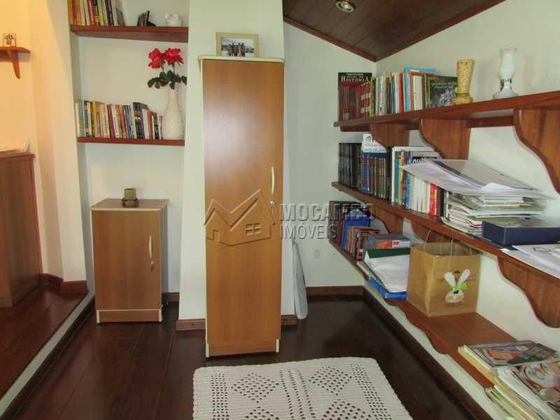 Escritório - Casa À Venda no Condomínio Ville Chamonix - Condomínio Ville Chamonix - Itatiba - SP - FCCN60003 - 17