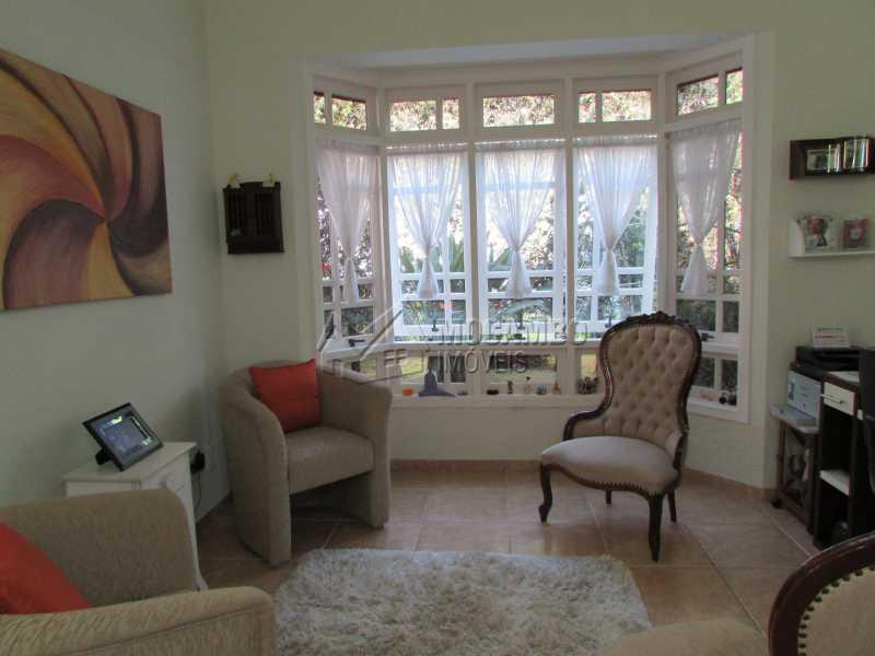 Sala - Casa À Venda no Condomínio Ville Chamonix - Condomínio Ville Chamonix - Itatiba - SP - FCCN60003 - 18
