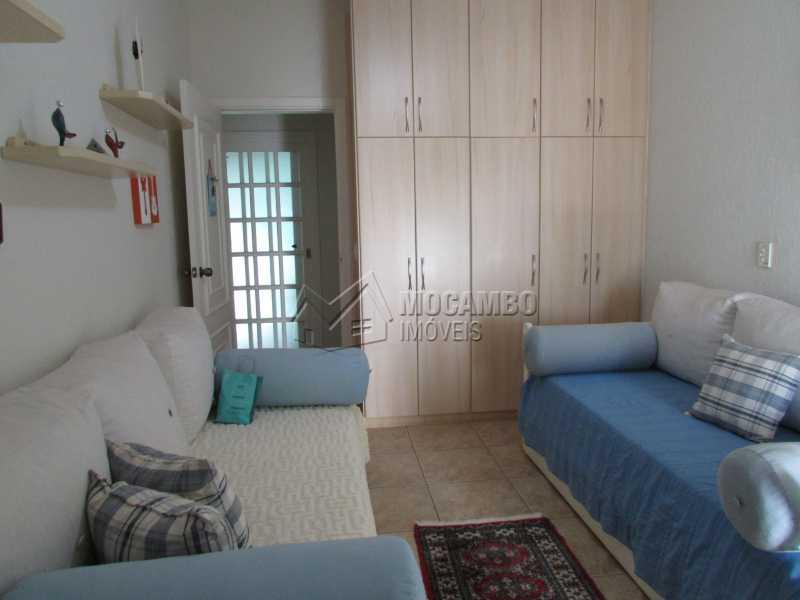 Suíte - Casa À Venda no Condomínio Ville Chamonix - Condomínio Ville Chamonix - Itatiba - SP - FCCN60003 - 22