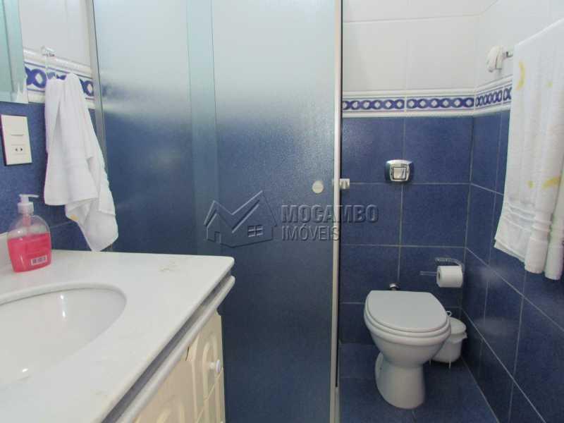 Banheiro Suíte - Casa À Venda no Condomínio Ville Chamonix - Condomínio Ville Chamonix - Itatiba - SP - FCCN60003 - 23