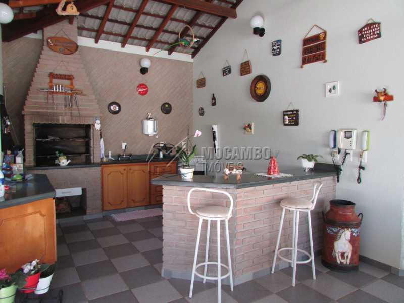 Área Gourmet - Casa À Venda no Condomínio Ville Chamonix - Condomínio Ville Chamonix - Itatiba - SP - FCCN60003 - 28