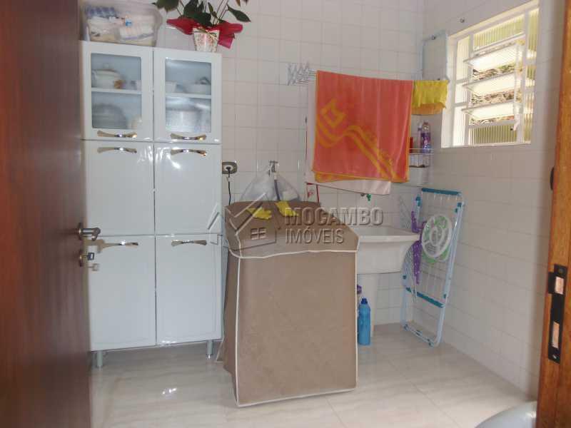 Lavanderia - Casa À Venda no Condomínio Capela do Barreiro - Capela do Barreiro - Itatiba - SP - FCCN30284 - 9