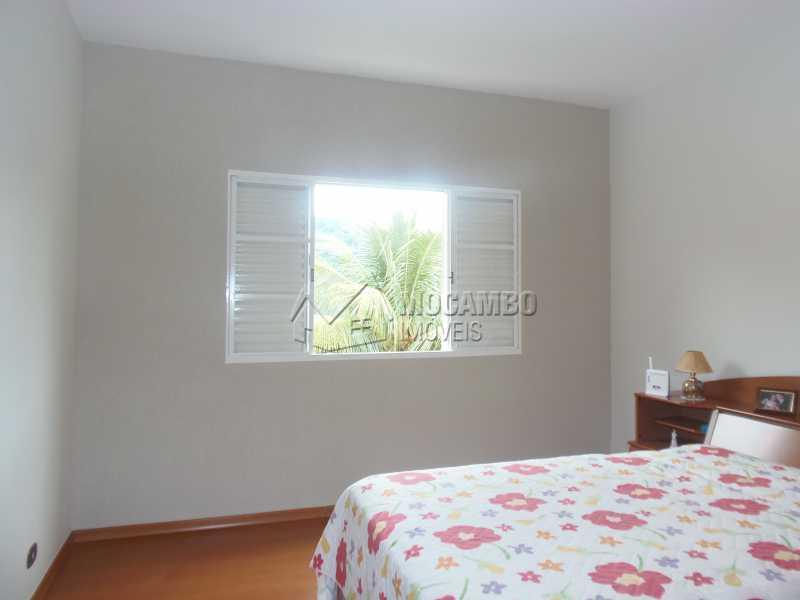 Suíte - Casa À Venda no Condomínio Capela do Barreiro - Capela do Barreiro - Itatiba - SP - FCCN30284 - 12