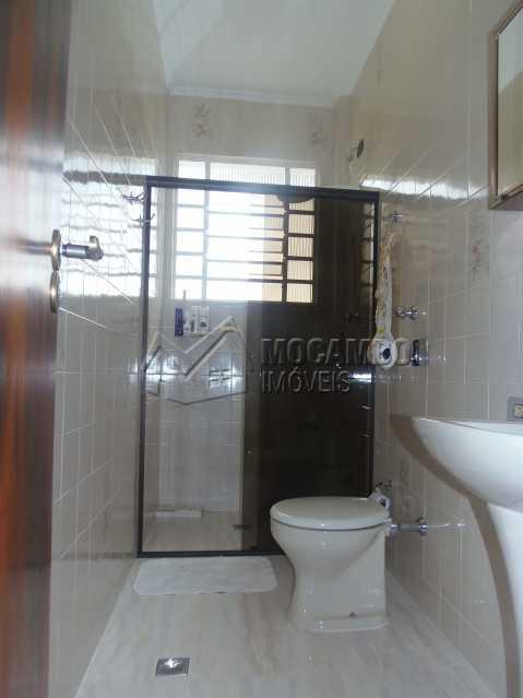 Banheiro da Suíte - Casa À Venda no Condomínio Capela do Barreiro - Capela do Barreiro - Itatiba - SP - FCCN30284 - 13