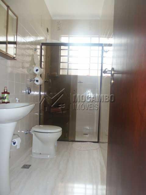 Banheiro - Casa À Venda no Condomínio Capela do Barreiro - Capela do Barreiro - Itatiba - SP - FCCN30284 - 18