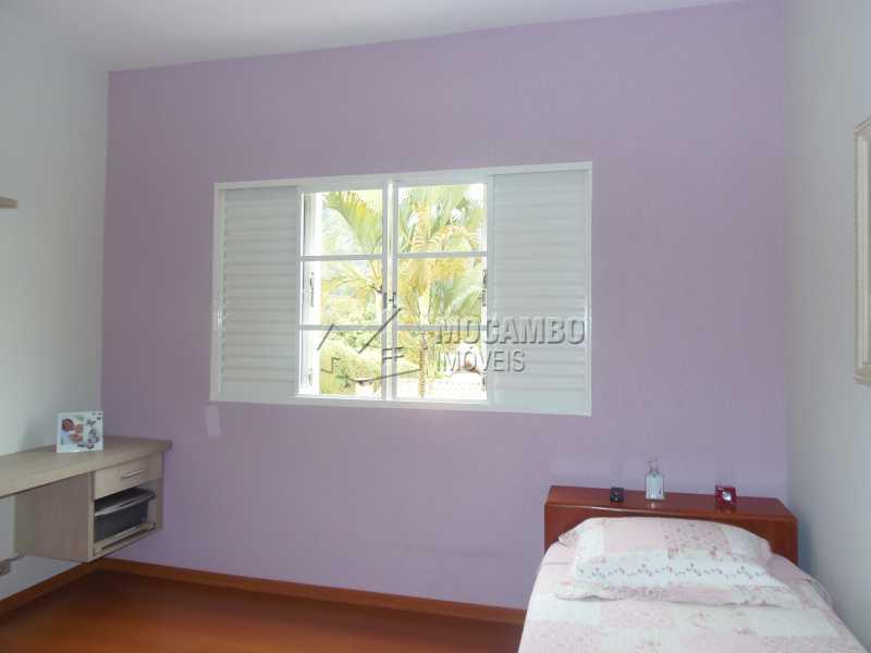 Dormitório - Casa À Venda no Condomínio Capela do Barreiro - Capela do Barreiro - Itatiba - SP - FCCN30284 - 14