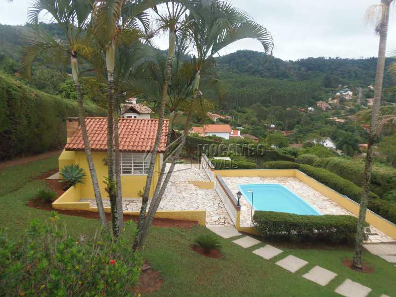 Área Gourmet - Casa À Venda no Condomínio Capela do Barreiro - Capela do Barreiro - Itatiba - SP - FCCN30284 - 3