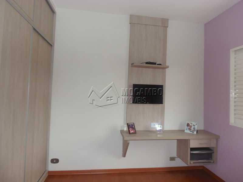 Dormitório - Casa À Venda no Condomínio Capela do Barreiro - Capela do Barreiro - Itatiba - SP - FCCN30284 - 15