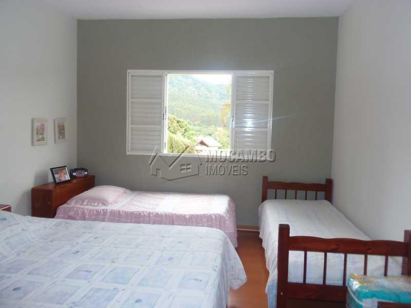 Dormitório - Casa À Venda no Condomínio Capela do Barreiro - Capela do Barreiro - Itatiba - SP - FCCN30284 - 16
